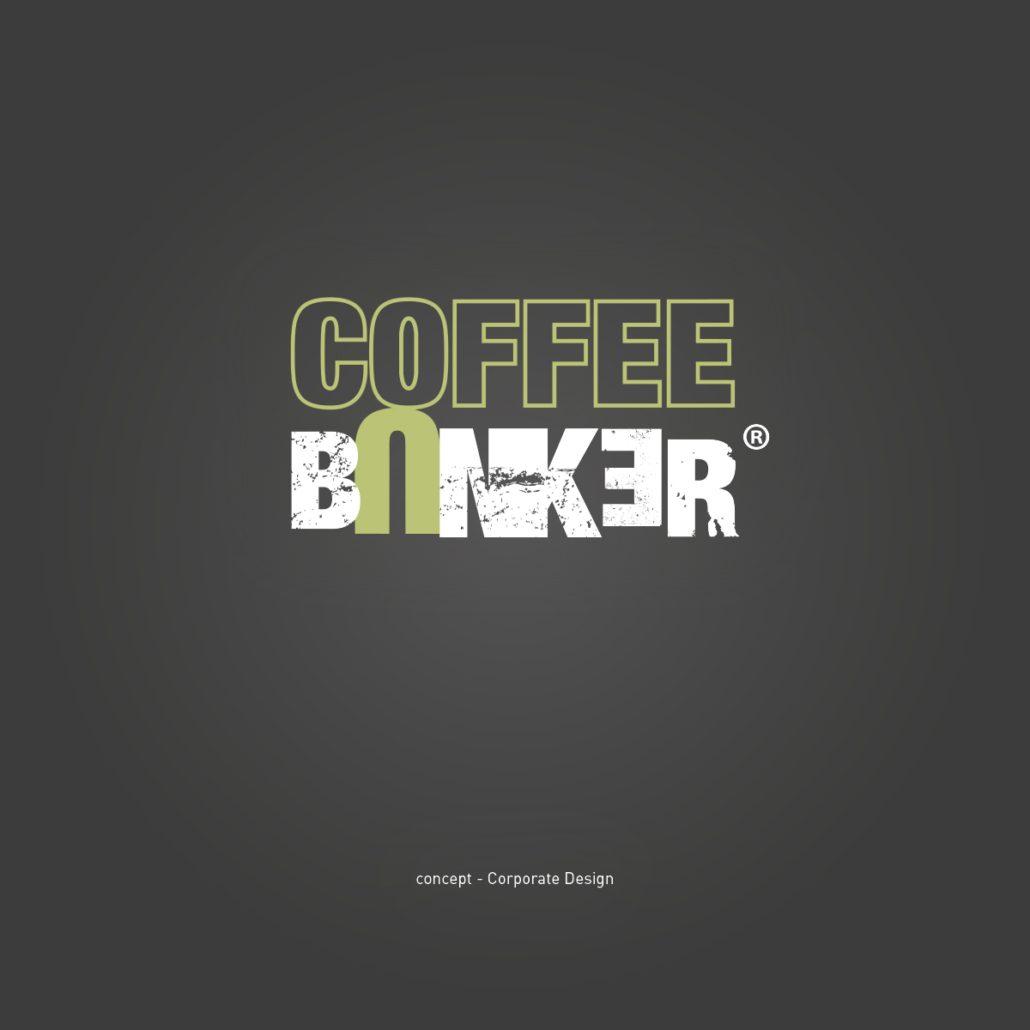 Logo für den CoffeeBunker