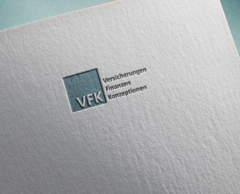 Werbeagentur VFK Corporate Design 2