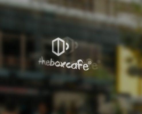 theboxcafe Logoentwicklung 3