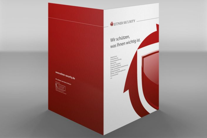 Werbeagentur Eitner Security Folder
