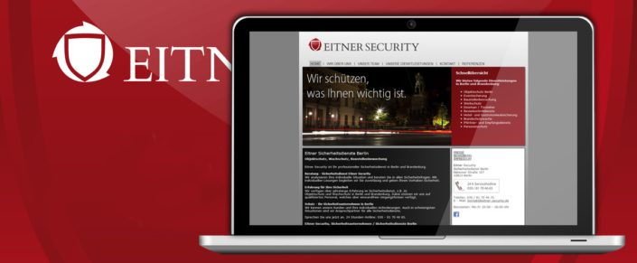 Werbeagentur Webdesign Eitner Security