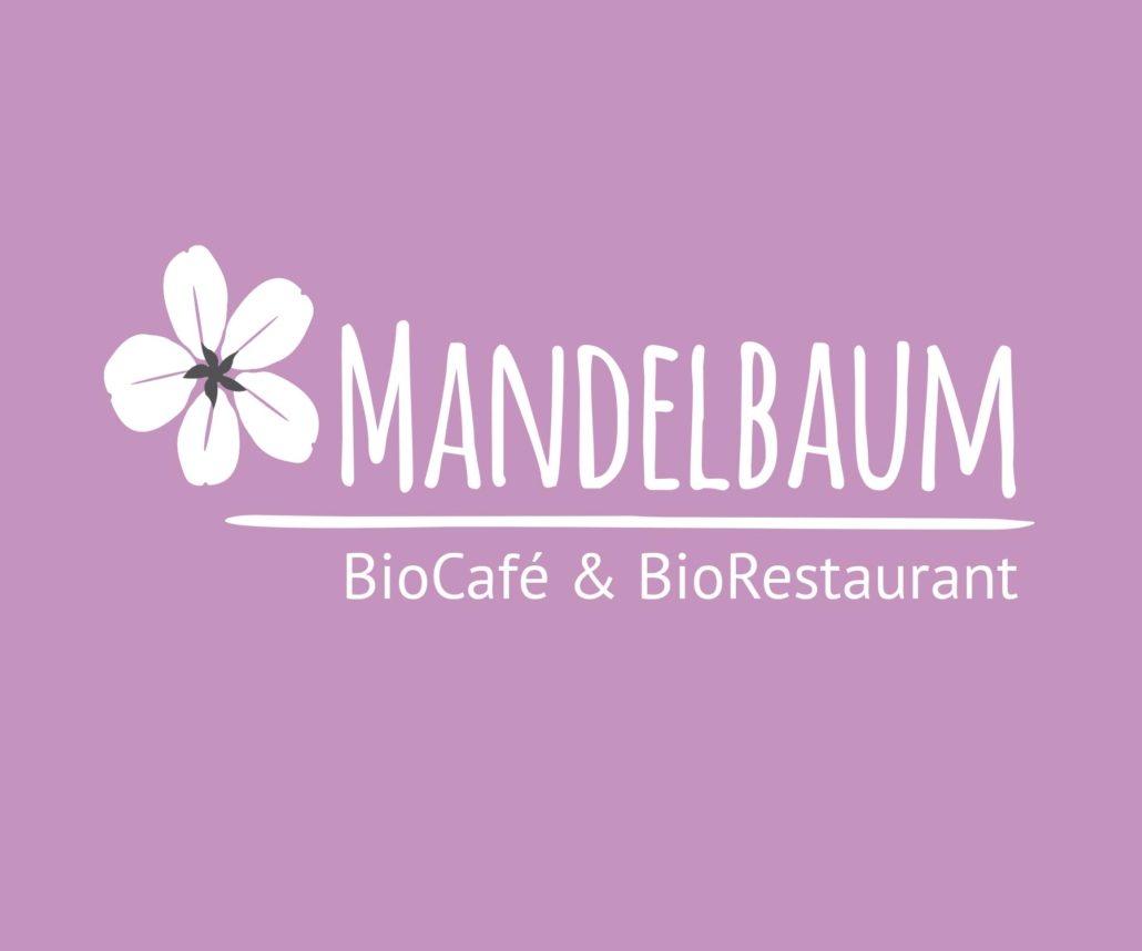 Logoentwicklung Bio Restaurant Mandelbaum