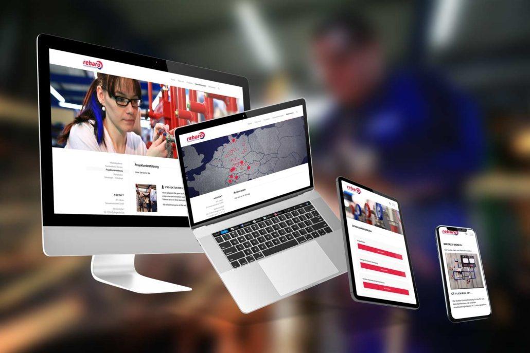 rebaro Webdesign