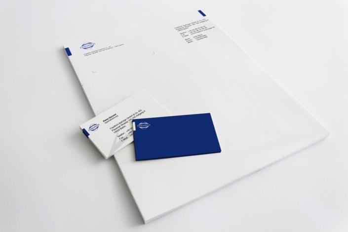 Friedrich Aufzüge Corporate Design