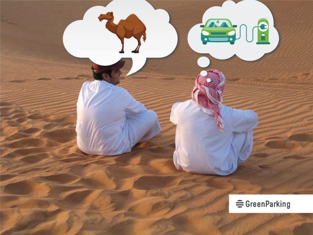 Facebook Visual GreenParking