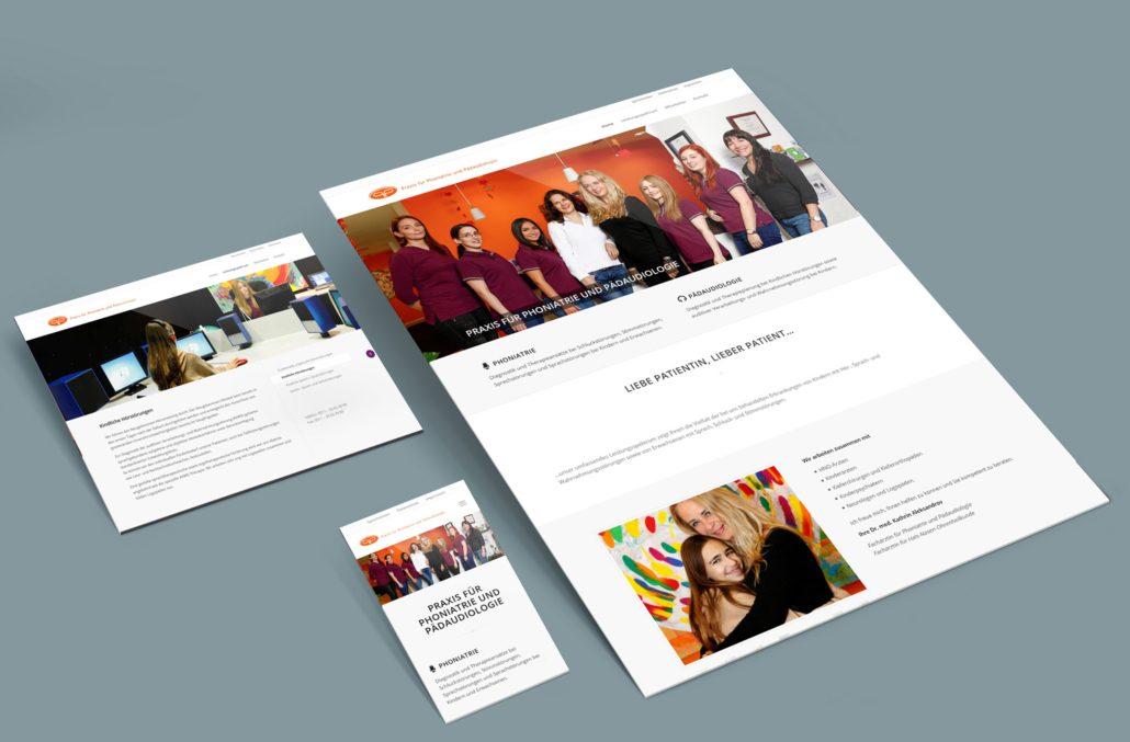 Webdesign PP-Hannover
