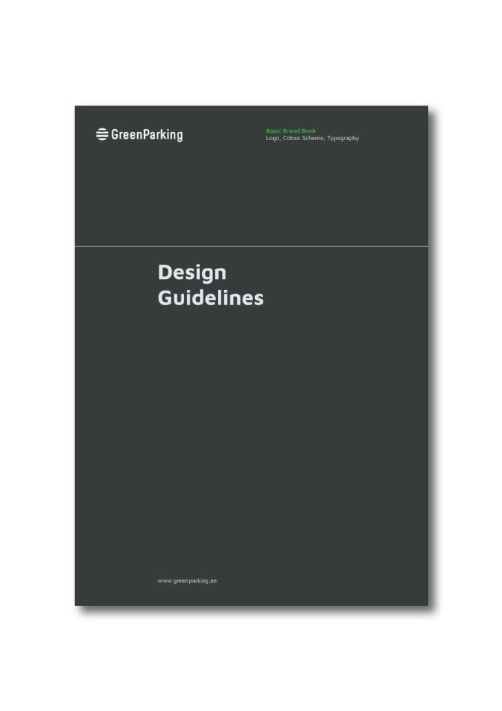 GreenParking Brandbook