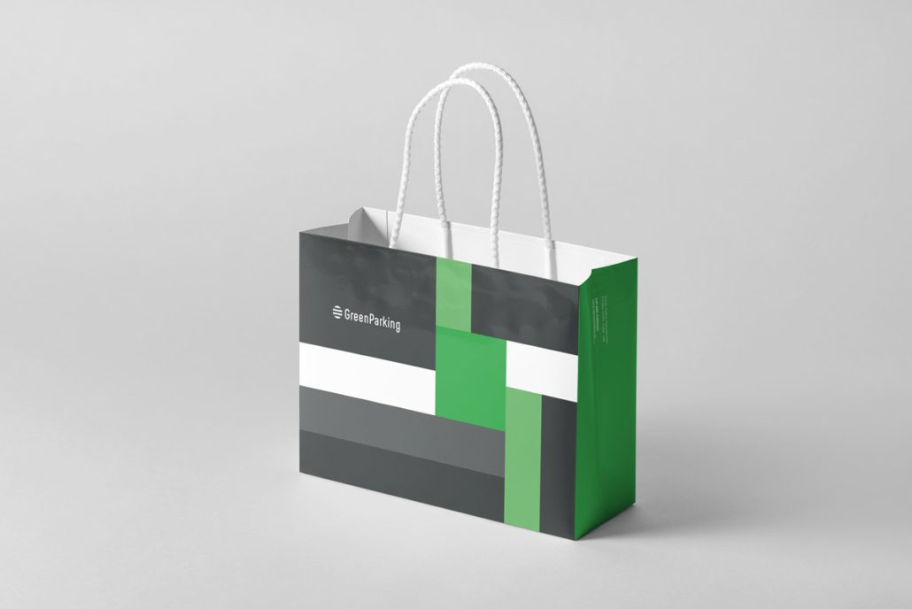 GreenParking Paperbag